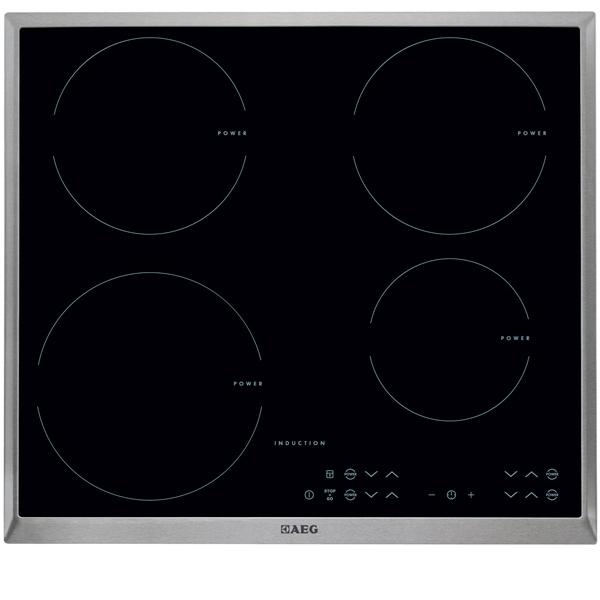 Встраиваемая индукционная панель AEG HK563420XB aeg hk 654077 fb