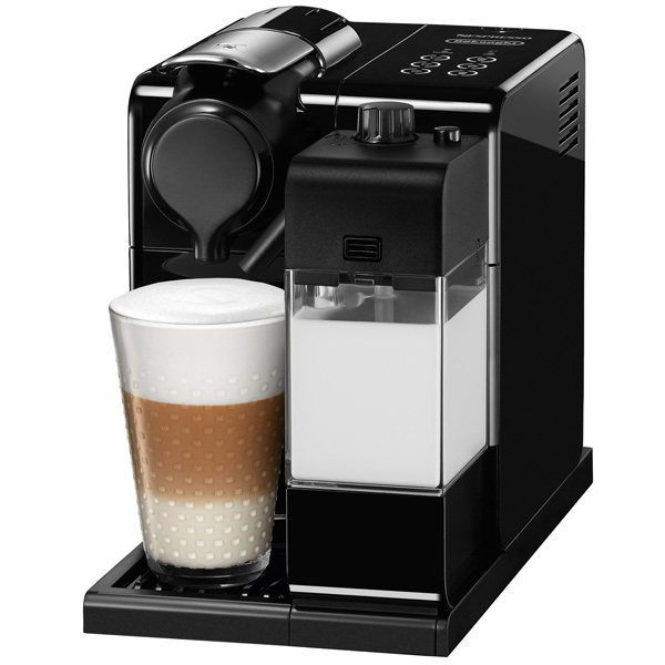 Кофемашина капсульного типа Nespresso De Longhi EN550.B электрочайник de longhi kbi2000 bk