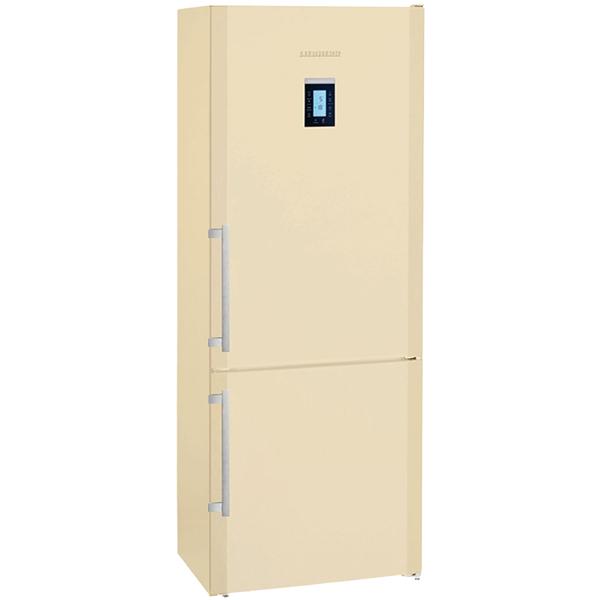 Холодильник с нижней морозильной камерой широкий Liebherr CBNPbe 5156-20 двухкамерный холодильник liebherr cuwb 3311