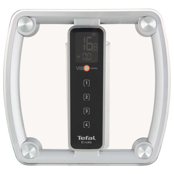 Весы напольные Tefal PP5150V1 весы напольные tefal pp5150v1 серебристый
