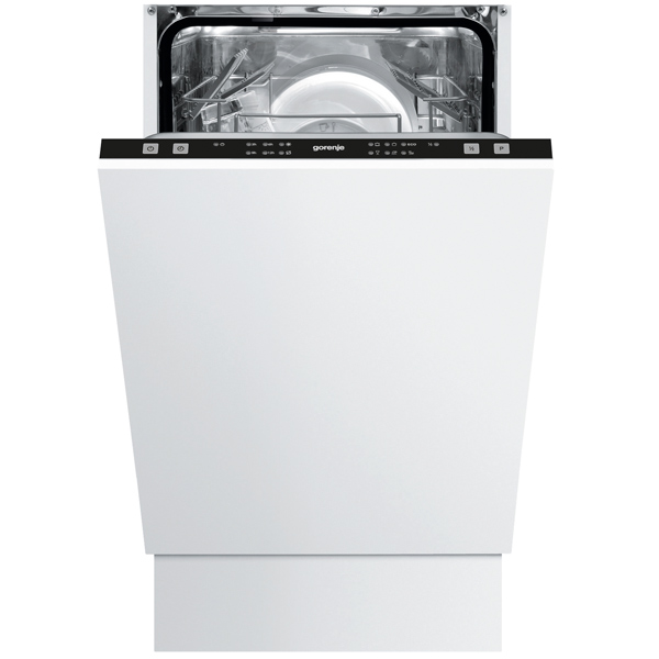 Gorenje, Встраиваемая посудомоечная машина 45 см, MGV5121