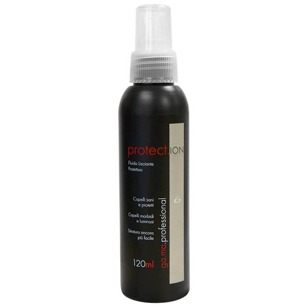 Средство для укладки волос GA.MA спрей для горячей укладки, 120 мл