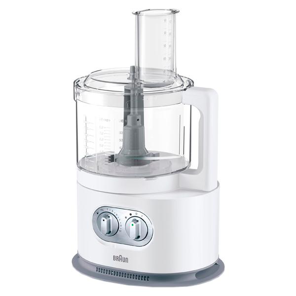 цена на Кухонный комбайн Braun FP5150WH