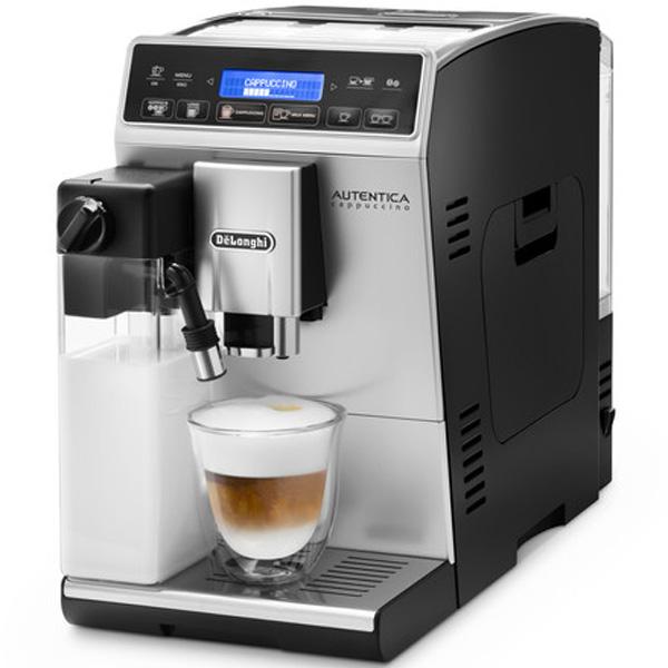 Кофемашина DeLonghi ETAM 29.660.SB - характеристики, техническое описание в интернет-магазине М.Видео - Краснодар - Краснодар