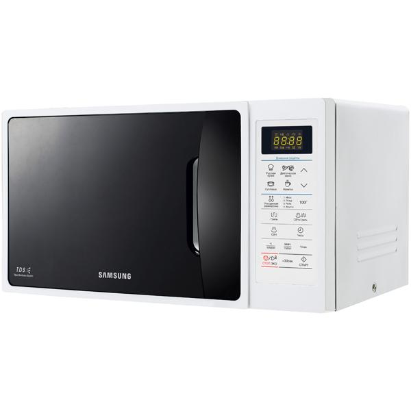 Микроволновая печь с грилем Samsung GE83ARW микроволновые печи samsung микроволновая печь с грилем ge83dtr 1w белый