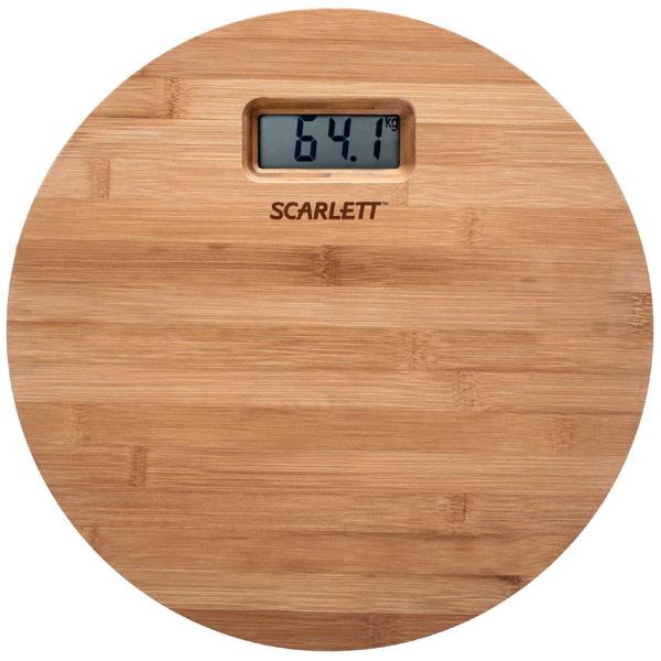 Весы напольные Scarlett — SC-BS33E061