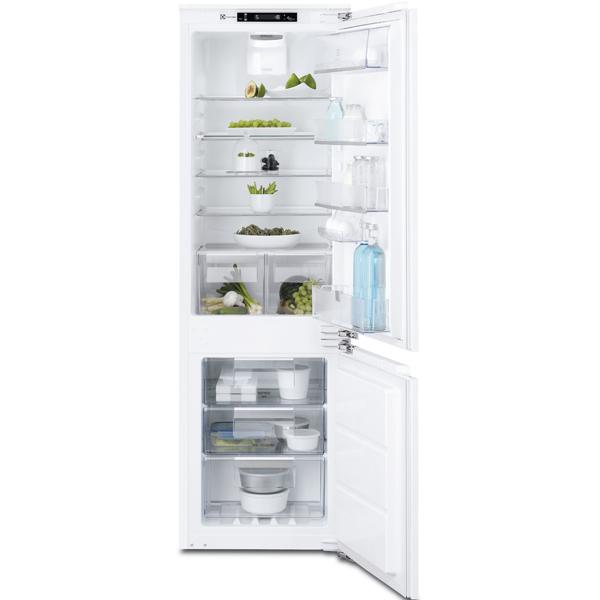 Встраиваемый холодильник комби Electrolux ENC2854AOW