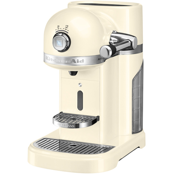Кофемашина капсульного типа Nespresso KitchenAid Artisan 5KES0503EAC кофемашина капсульного типа nespresso kitchenaid artisan 5kes0504efp морозный жемчуг