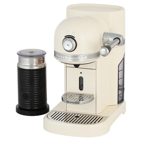 Кофемашина капсульного типа Nespresso KitchenAid Artisan 5KES0504EAC kitchenaid кофемашина капсульная artisan nespresso и aeroccino 5kes0504eac kitchenaid