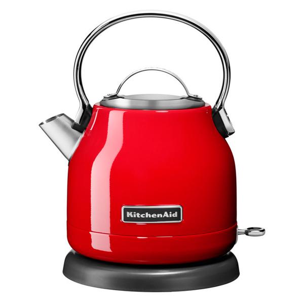 Электрочайник KitchenAid 5KEK1222EER kitchenaid набор прямоугольных чаш для запекания 0 45 л 2 шт красные
