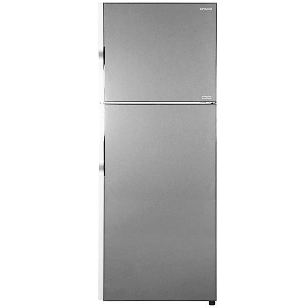 Холодильник с верхней морозильной камерой широкий Hitachi R-VG 472 PU3 GGR