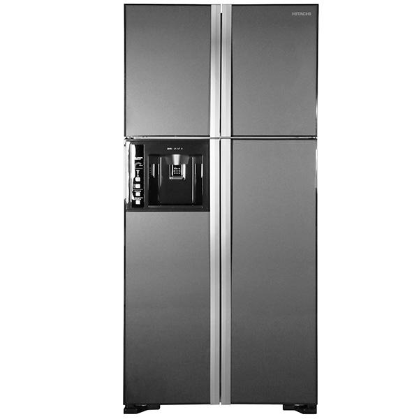 Холодильник многодверный Hitachi R-W 662 PU3 GGR hitachi r w 662 pu3 ggr графитовое стекло