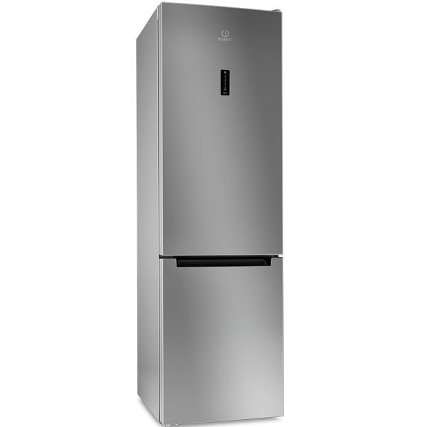 Холодильник с нижней морозильной камерой Indesit DF 5200 S холодильник с морозильной камерой indesit bia 16 s