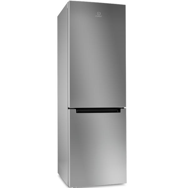 Холодильник с нижней морозильной камерой Indesit DFM 4180 S