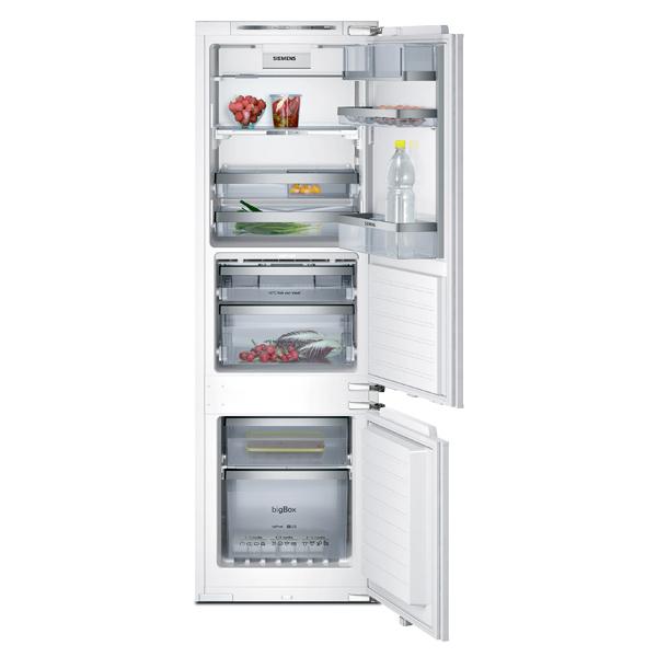 Встраиваемый холодильник комби Siemens
