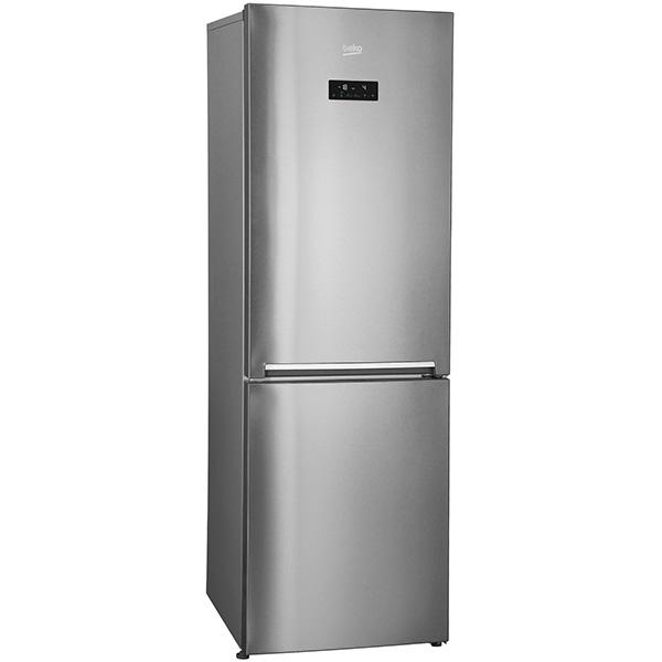beko rcnk 320e21 x Холодильник с нижней морозильной камерой Beko RCNK 365E20 ZX