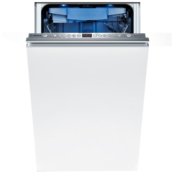 Bosch, Встраиваемая посудомоечная машина 45 см, SuperSilence SPV69X10RU