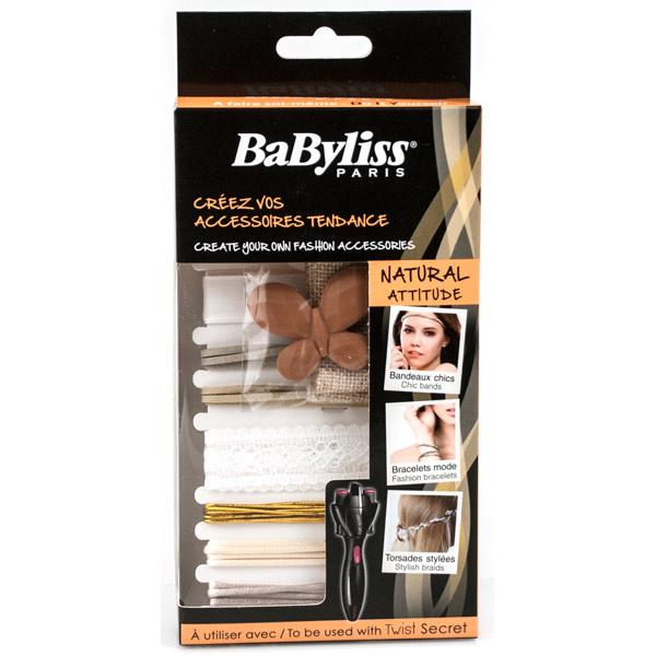 Аксессуары для укладки волос Babyliss Natural Attitude 799501