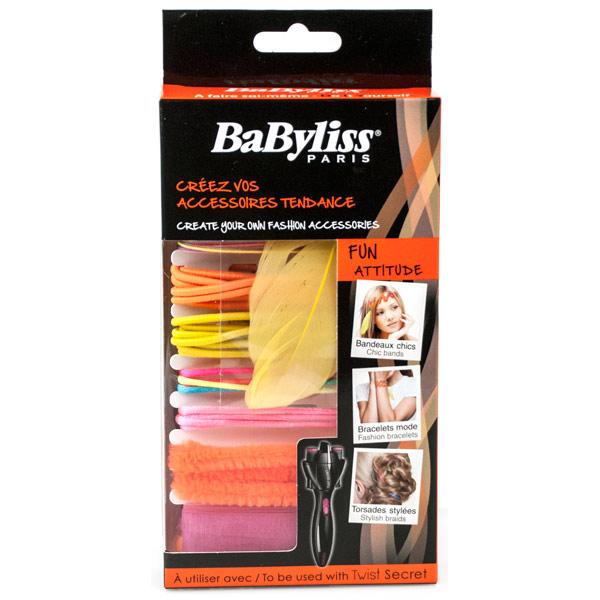 Аксессуары для укладки волос Babyliss Fun Attitude 799503