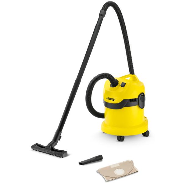 Пылесос с пылесборником Karcher