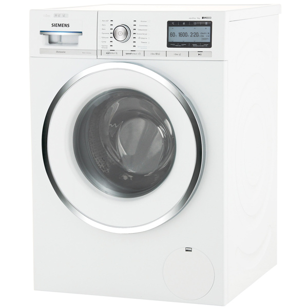Стиральная машина стандартная Siemens iQ800 i-Dos WM16Y892OE стиральная машина siemens wm 16y892 oe
