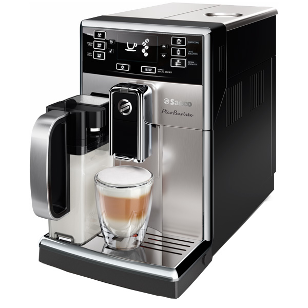 Кофемашина Saeco HD8928/09 philips saeco hd 8928 09 picobaristo