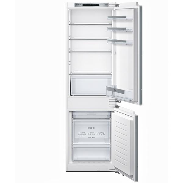 Встраиваемый холодильник комби Siemens KI86NVF20R холодильник встраиваемый siemens ki86nvf20r