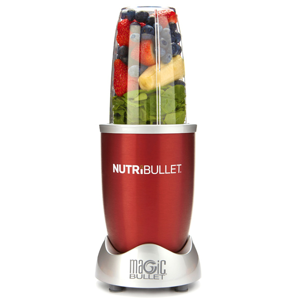 Электроэкстрактор NutriBullet 5 pcs Red (NB-101B)