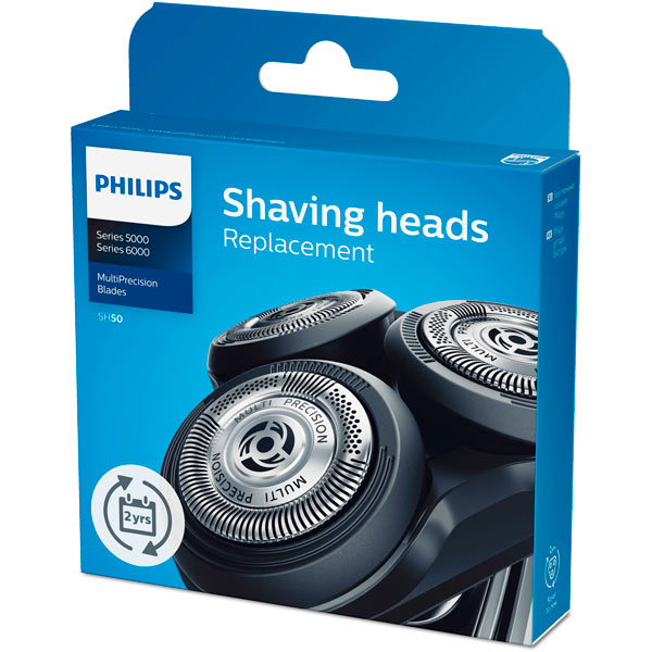Бритвенные головки для электробритвы Philips SH50