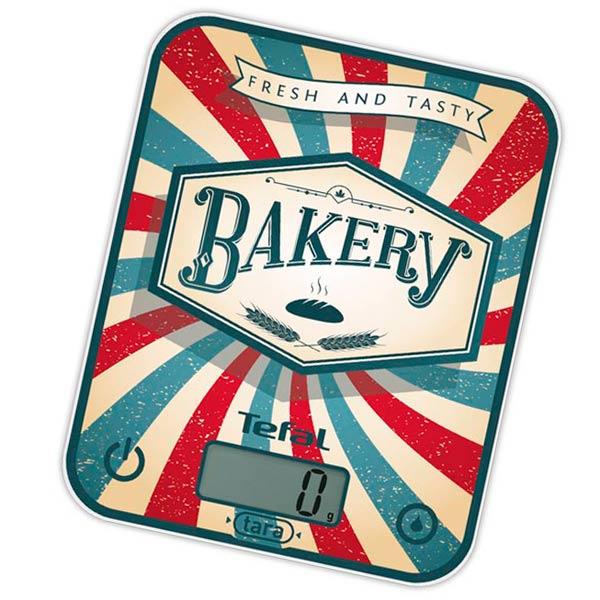 Весы кухонные Tefal Vintage Bakery BC5102V1