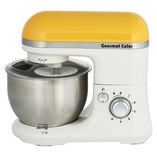 Кухонная машина Ariete Gourmet Rainbow 1594 Yellow