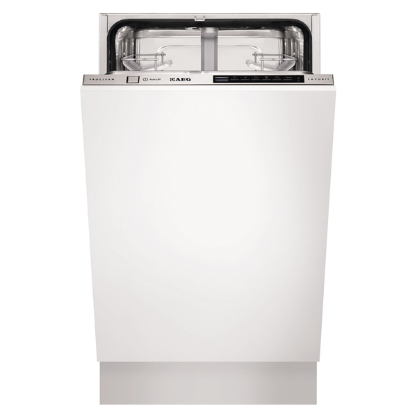 AEG, Встраиваемая посудомоечная машина 45 см, F78420VI1P