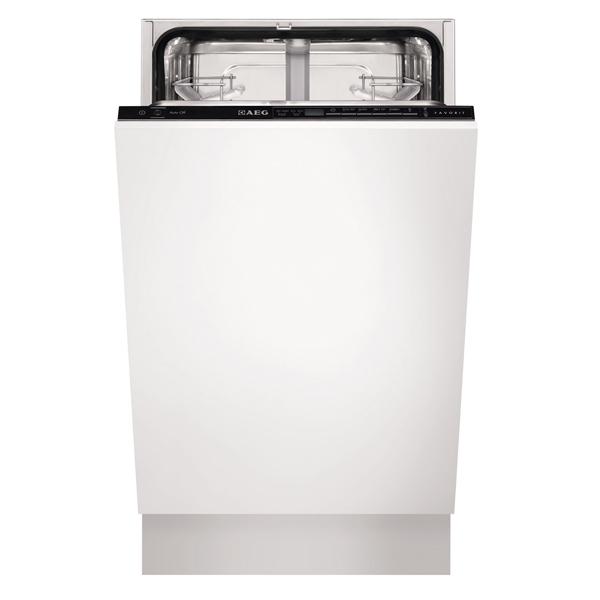 AEG, Встраиваемая посудомоечная машина 45 см, F96542VI0