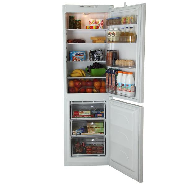 Встраиваемый холодильник комби Атлант ХМ4307-000
