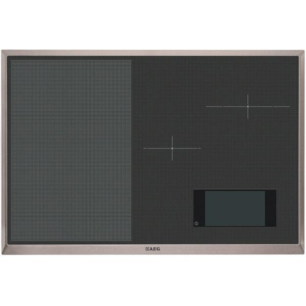 Встраиваемая индукционная панель AEG HKH81700XB