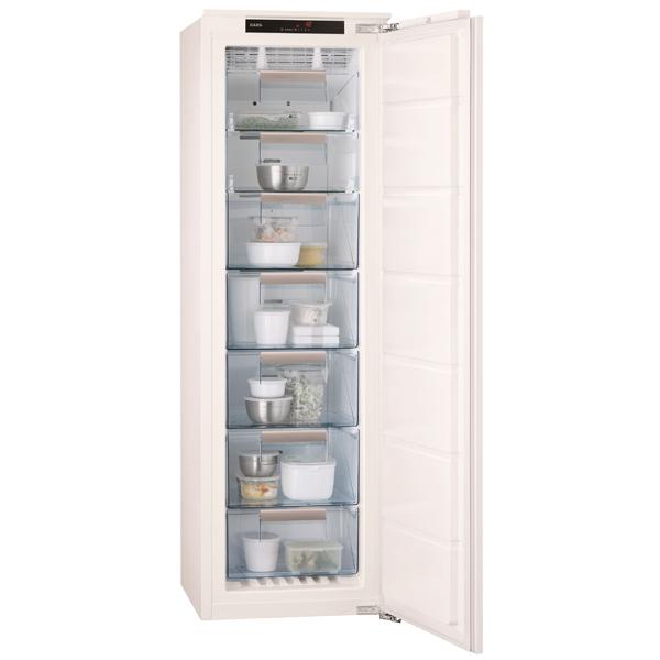 Встраиваемый морозильник AEG