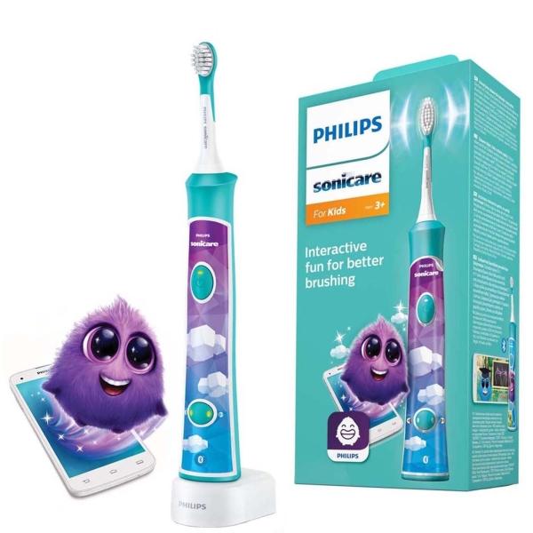 Электрическая зубная щетка Philips For Kids HX6322/04