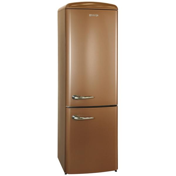 Холодильник с нижней морозильной камерой Gorenje ORK192CO весна весна кукла интерактивная саша 2 озвученная 42 см