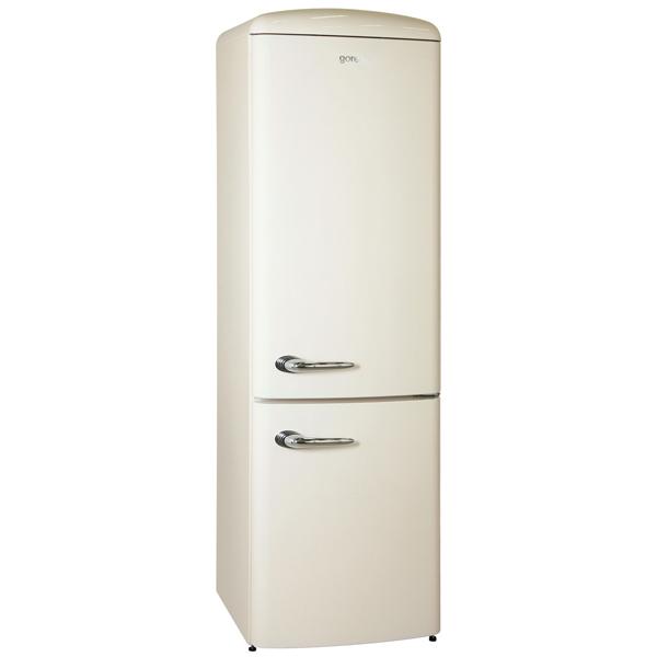 Холодильник с нижней морозильной камерой Gorenje ORK192C холодильник с морозильной камерой gorenje nrk6192mbk