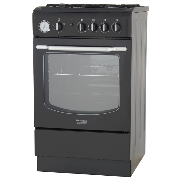 Газовая плита (50-55 см) Hotpoint-Ariston HT5GG3F C (AN) EA hotpoint ariston 7hhp 6 r an hа