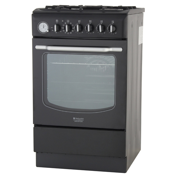 Газовая плита (50-55 см) Hotpoint-Ariston HT5GM4AF C (AN) EA hotpoint ariston 7hhp 6 r an hа