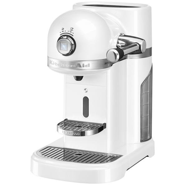 Кофемашина капсульного типа Nespresso KitchenAid Artisan 5KES0503EFP кофемашина капсульного типа nespresso kitchenaid artisan 5kes0504efp морозный жемчуг