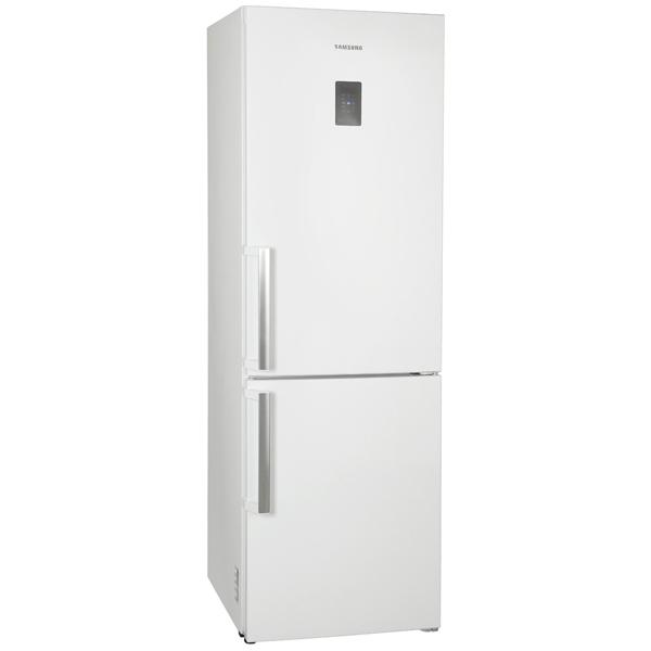 Холодильник с нижней морозильной камерой Samsung RB33J3301WW холодильник samsung rs4000 с двухконтурной системой twin cooling 569 л