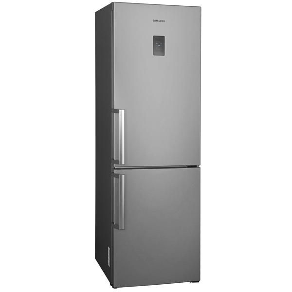 Холодильник с нижней морозильной камерой Samsung RB33J3301SS