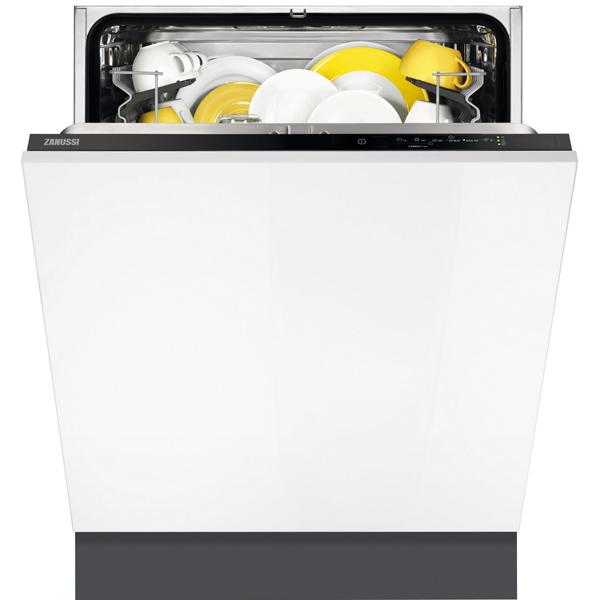 Встраиваемая посудомоечная машина 60 см Zanussi ZDT92200FA посудомоечная машина zanussi zds105