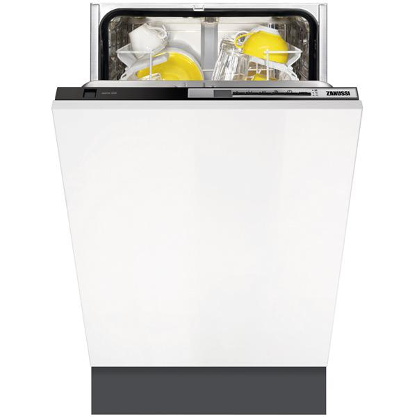 Zanussi, Встраиваемая посудомоечная машина 45 см, ZDV91500FA