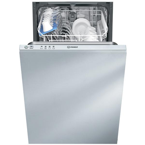 Встраиваемая посудомоечная машина 45 см Indesit DISR 14B EU встраиваемая посудомоечная машина indesit disr 57m19 ca eu
