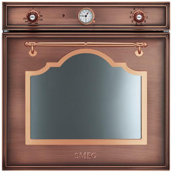 Электрический духовой шкаф SMEG SF750RA фото