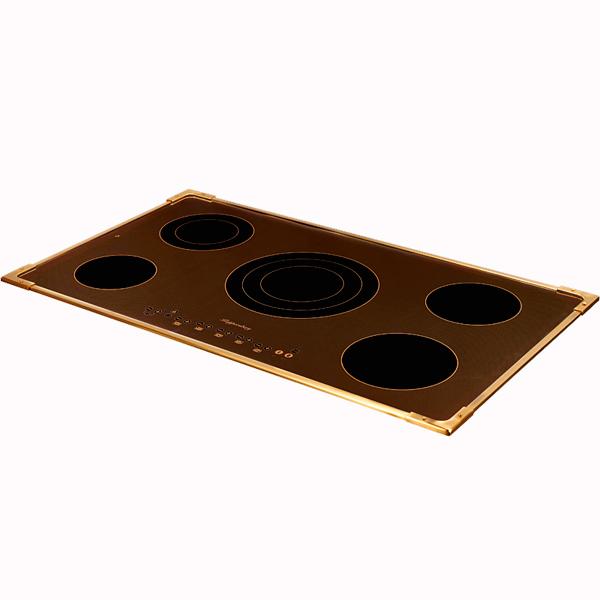 Встраиваемая электрическая панель Kuppersberg FA9RC Bronze панель осп 18 мм в подольске
