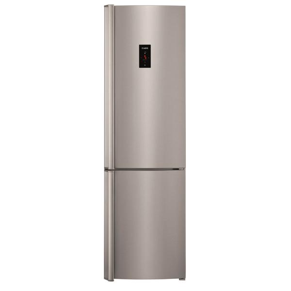 Холодильник с нижней морозильной камерой AEG S83520CMXF